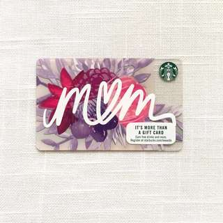 Starbucks Mother's Day Card - US