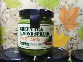 Feliz Green Tea Almond Milk Spread