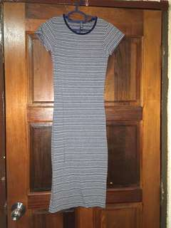 Cotton On Bodycon Dress (INC POST) Fit to M