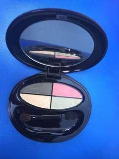 REPRICED:Shiseido Silky Eye Shadow Quad (Q3)