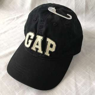 Gap Men's Black Baseball Cap (Size M)