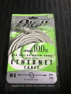 Brand new 10metres LAN/Ethernet cable