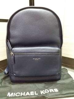 全新 Michael Kors Leather Backpack