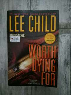 Jack Reacher #15: Worth Dying For by Lee Child