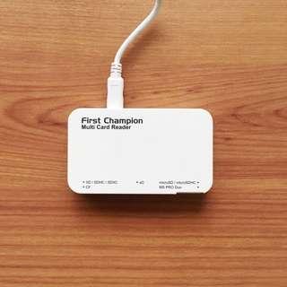 Multi Card Reader