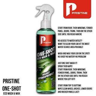 Pristine one shot