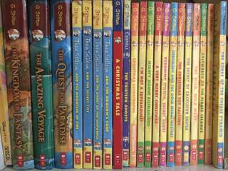 Geronimo Stilton Book Bundle