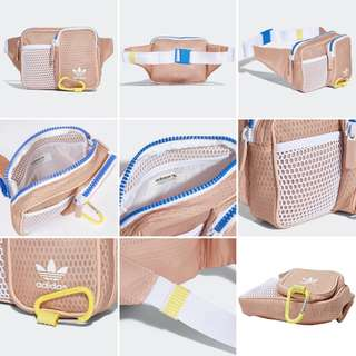 ADIDAS WOMEN ORIGINALS WAIST BAG (scroll down to see the real pictures)