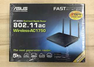 ASUS Dual Band AC1750 Wireless Gigabit Router
