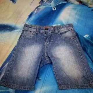 Celana pendek anak laki2 COOL KIDS size 5-6y