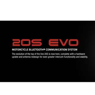 SENA 20s EVO bluetooth
