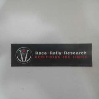 R3 sticker