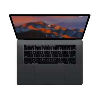 MacBook Pro 15 Inch Touch Bar MPTT2 16/512GB Kredit Cepat