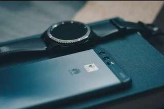 P10 Dazzling Blue 64GB