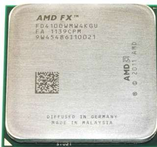 AMD FX4100CPU,   (No discount)  下標前來電0921-114-130