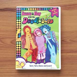 Disney Playhouse Dance and Hop with the Doodlebops DVD