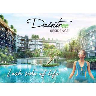 Daintree Residence (D21), Condominium - For Sale