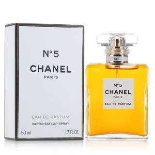 Reduced: Chanel No.5 Eau De Parfum (EDP) 50ml
