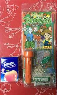 日本新出中直小西瓜 親子活動