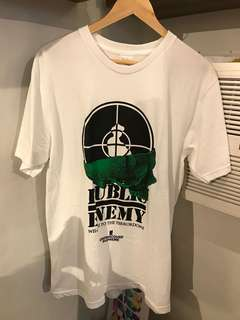 Supreme Undercover/Public Enemy Terrordrome Tee White