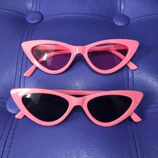 Pink shades set for P150! 💓