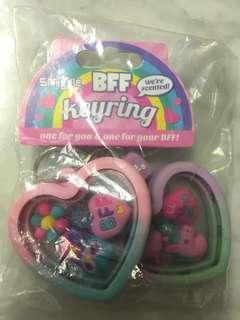 Smiggles BFF Keyring