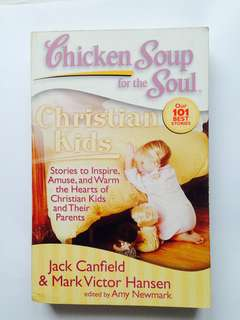 Chicken soup for the soul - for kids