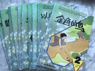 Chinese Language Instructional Materials for Primary Schools