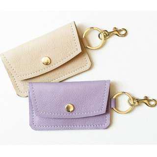 dompet kartu-dompet koin-card holder-gantungan kunci