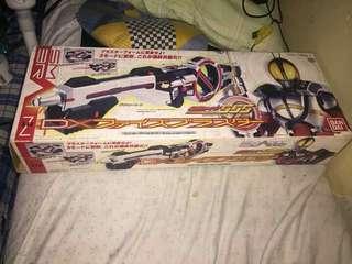 Kamen rider faiz/mask rider 555 dx faiz blaster