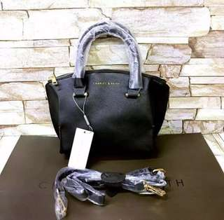 Charles and Keith 👜