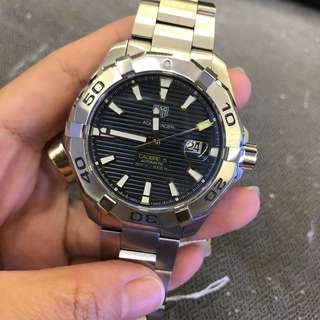 Tag Heuer Aquaracer automatic movement 44mm