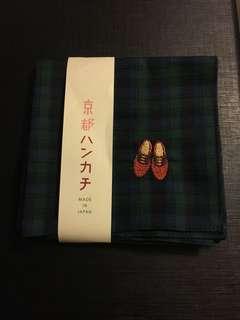京都格仔紋手巾