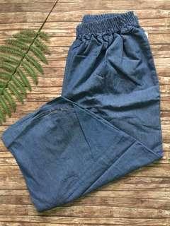 3/4 Loose Pants