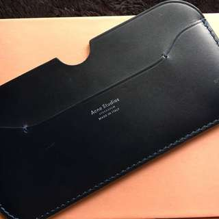 Acne Studio iPhone 6/7 card case