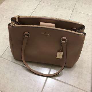 Authentic Coach Stanton Carryall Bag
