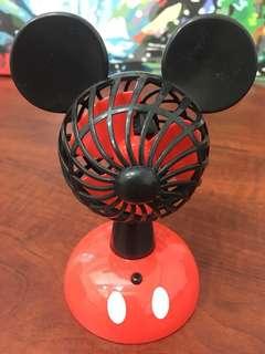 Cute Mickey Table Fan 💨