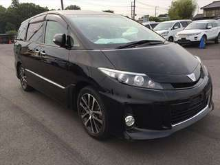 TOYOTA ESTIMA 2.4 AERAS PREMIUM EDITION WITH POWER BOOT 2013
