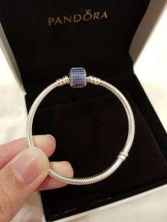 Pandora bracelet Blue