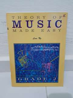 Theory of Music Grade 2