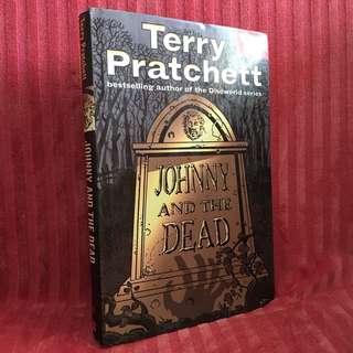 Johnny and the Dead by Terry Pratchett (Hardbound)