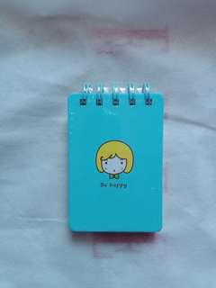 Zaka Mini Notebook