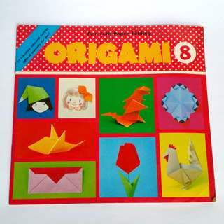 Origami 8 ( Fun with Paper Folding )