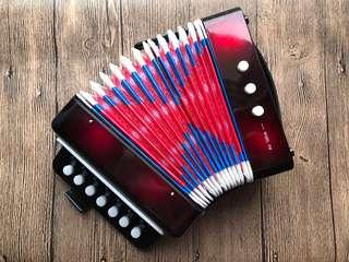 Mini accordion