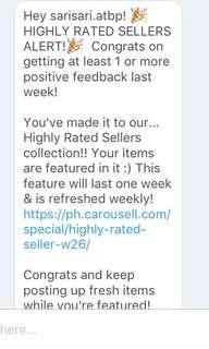Thank you Carousell PH!