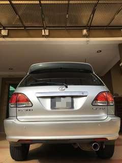 TOYOTA Lexus RX300