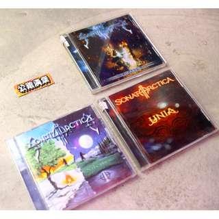「Sonata Arctica CD 二手 唱片 @公雞漢堡」