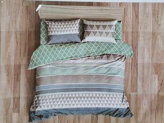 Mimiko 3 Pcs Single Bedsheet Set