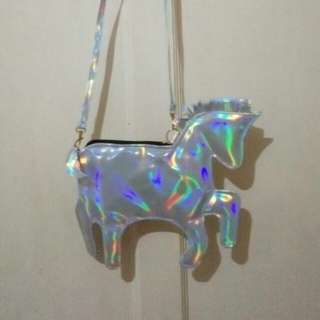 Unicorn Hologram Slingbag