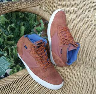 Vans Leather Boots